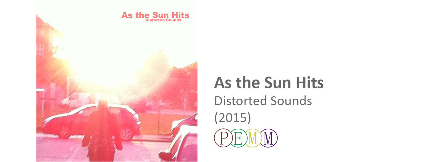 As the Sun Hits distorted sounds frederik brandt jakobsen