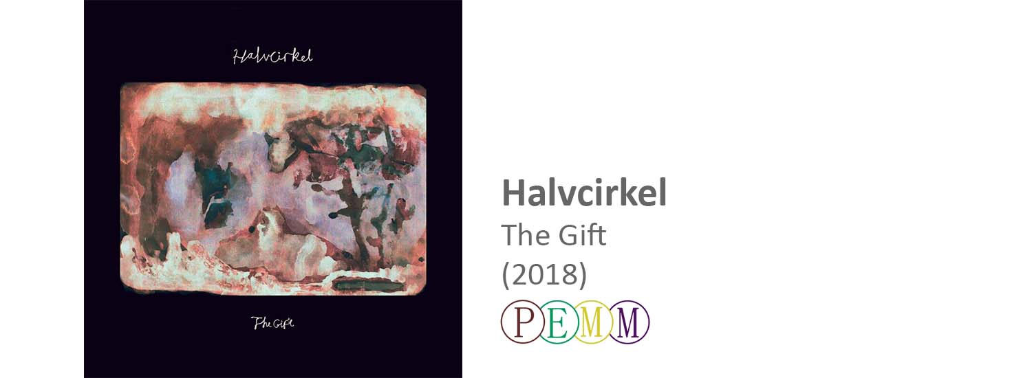 frederik brandt jakobsen Halvcirkel the gift terry riley 2017 produced mix master mastering producer single spotify