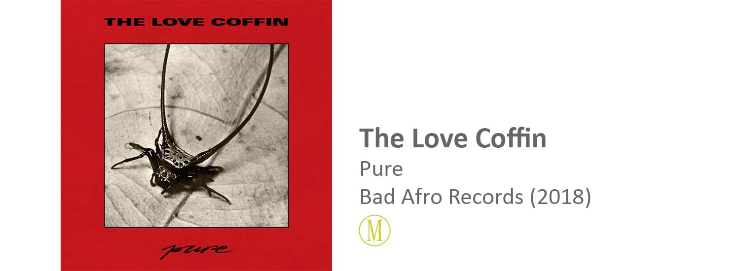 frederik brandt jakobsen pruducer music mix mixer the love coffin pure new single third coming records record label bad afro p6 radio