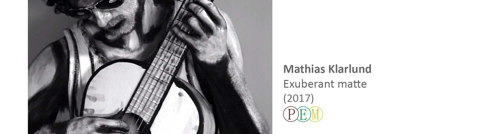 Mathias Klarlund - Exuberant matte Mina Paasche frederik brandt jakobsen producer engineer mastering mix art sound rupert neve se electronics rn17 recorded guitar acoustic classical