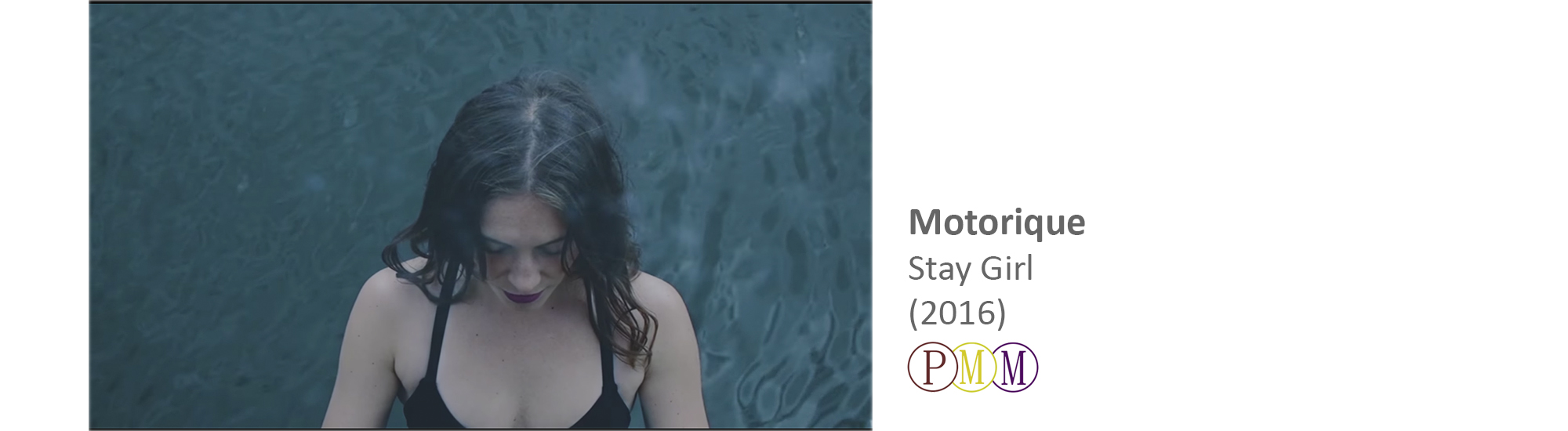Motorique stay girl music video