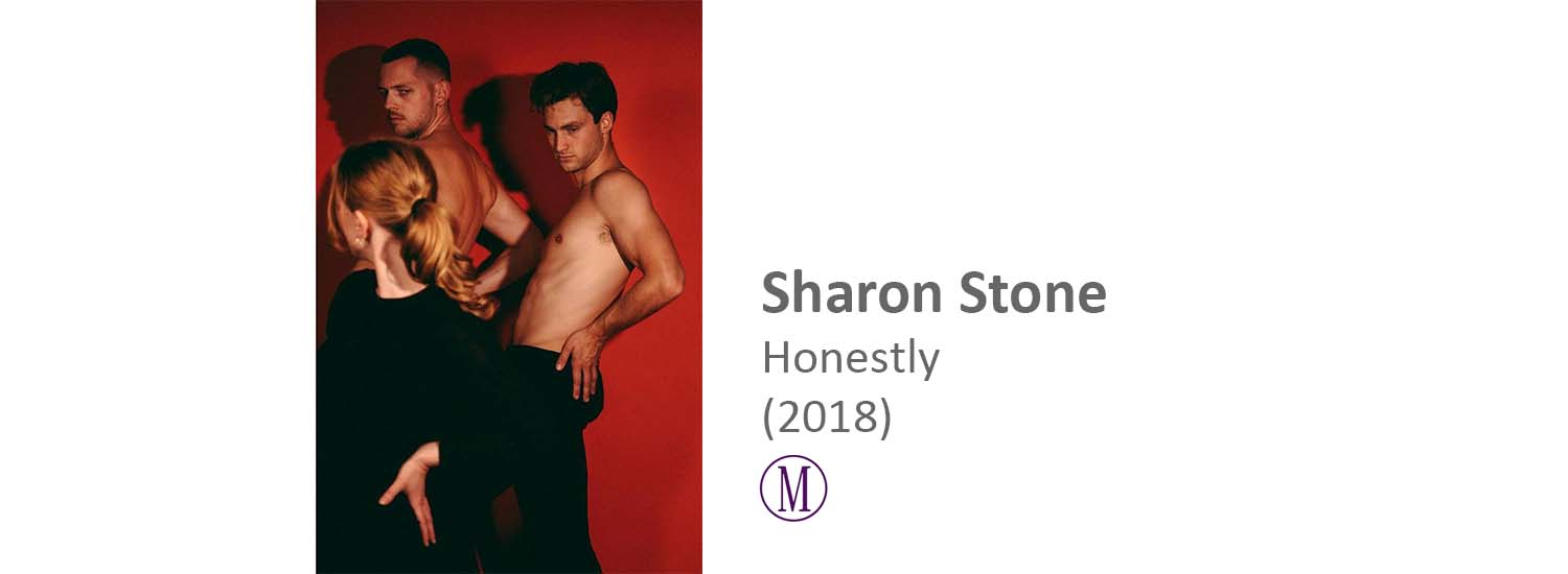 sharon stone honestly single boyband frederik brandt jakobsen