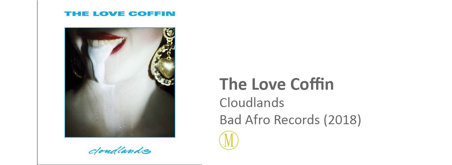 "frederik brandt jakobsen pruducer music mix mixer the love coffin cloudlands full album 12"" inch vinyl third coming records record label bad afro p6 radio"